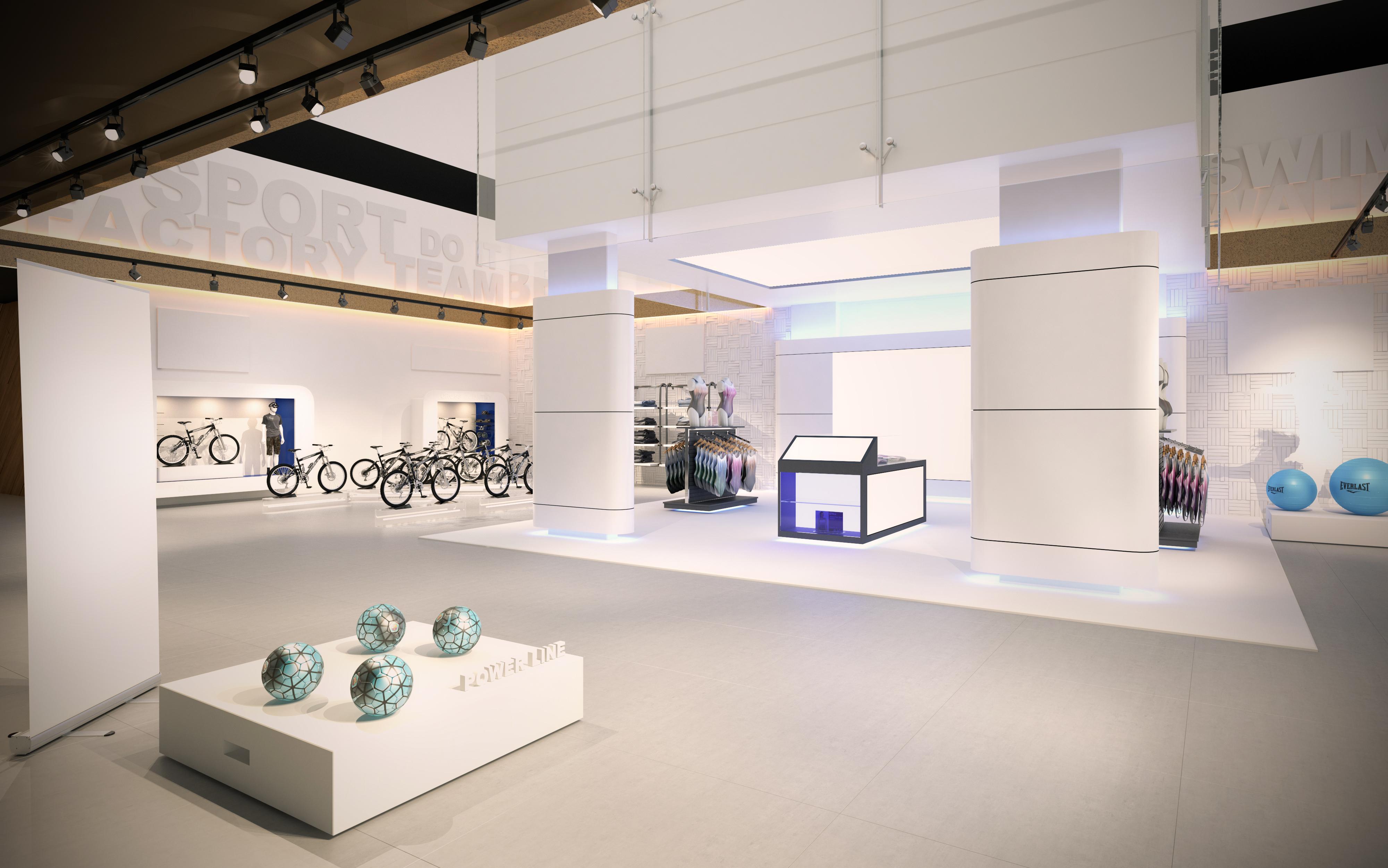 3D ontpwerp - Antalis Interior Design Award