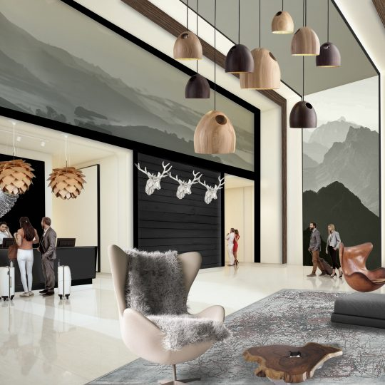 Discover the winners - Antalis Interior Design Award
